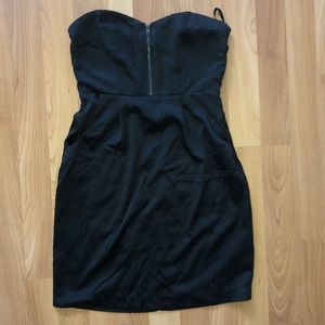 Urban outfitters silence + noise  XS black dress